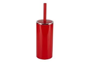 Primanova Lenox Kırmızı Tuvalet Fırçası Renkli